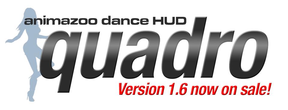Dance HUD Quadro